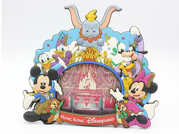 迪士尼乐园周边相框定制