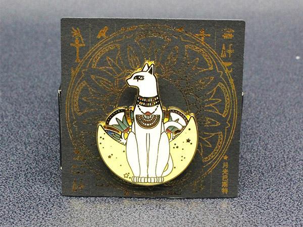 遇见古埃及盲盒徽章