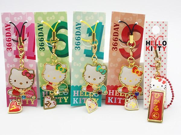 Hello Kitty 挂绳