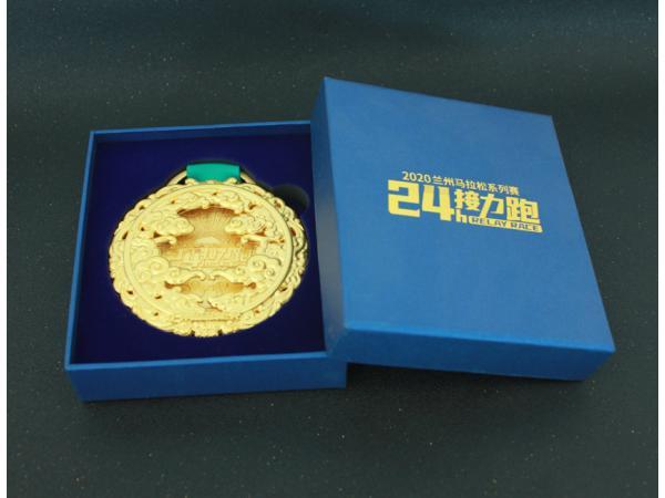 接力跑系列奖牌礼盒