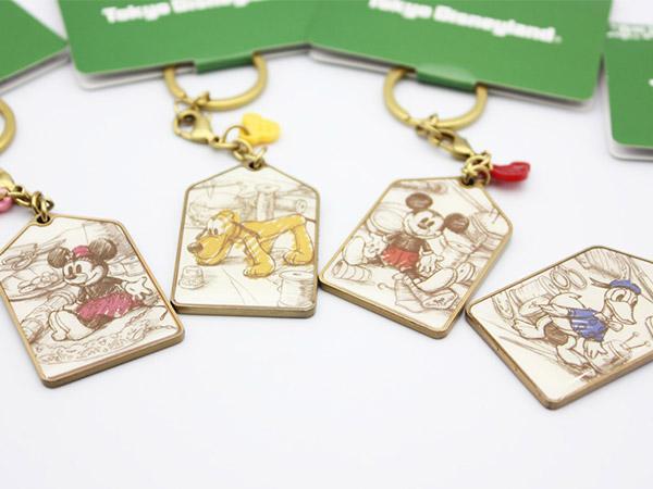 迪士尼系列钥匙扣挂件