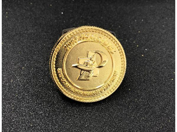 马拉松纪念币